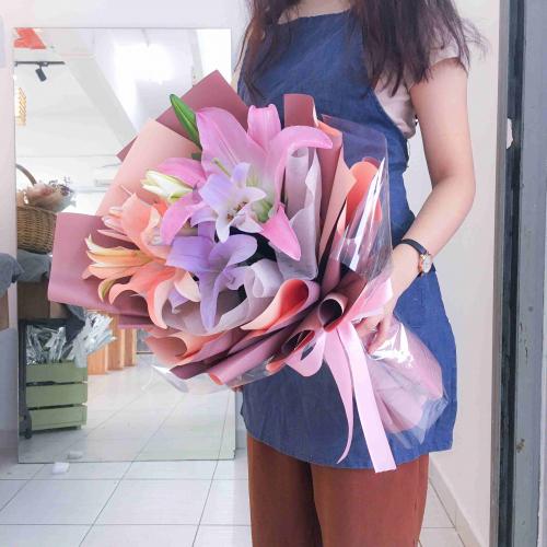 Fresh Flower   Crystal Lily