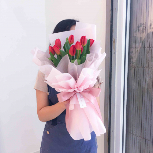 Fresh Flower | Red Tulip