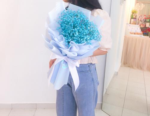 Fresh Flower | Blue Bb