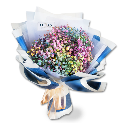 [PRE-ORDER] Rainbow Flower Bouquet