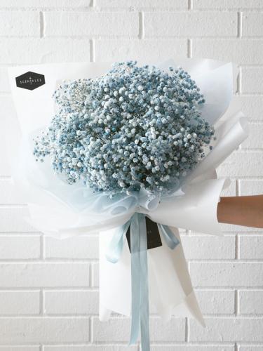 Baby's Breath Flower Bouquet