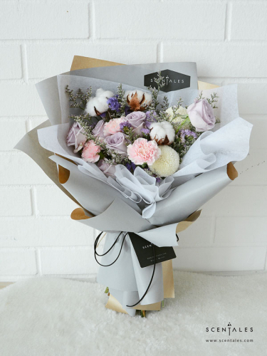 Cloud Nine Flower Bouquet