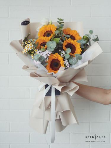 (Pre-order)  Scentales Joy Flower Bouquet