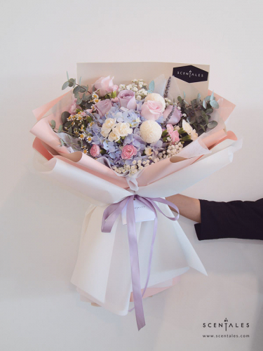 (Pre-order)  Scentales Butterfly Flower Bouquet