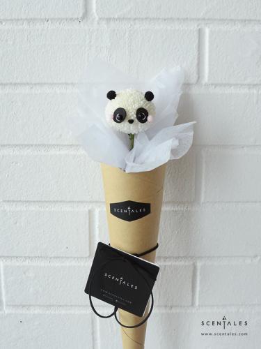 Scentales Panda Petite Flower Bouquet