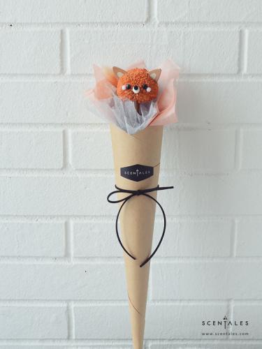 Scentales Fox Petite Flower Bouquet