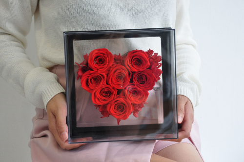 Valentine's Preserved Love Box