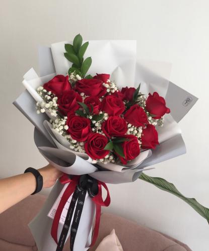 Red Velvet L Bouquet