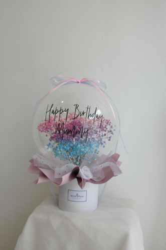 Flower Balloon box