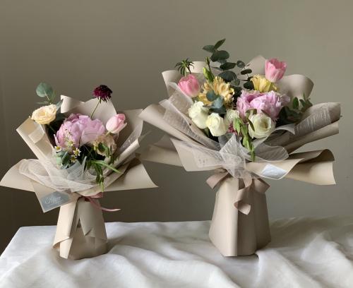 Nathelie - Peony bouquet