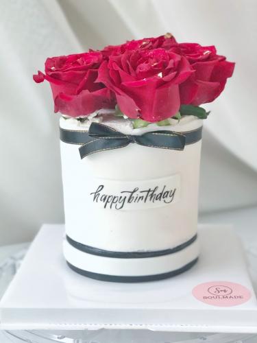 Fresh Rose Box