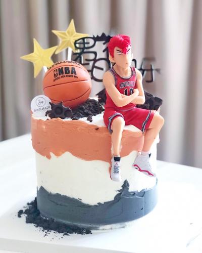 Slam Dunk Designer Cake