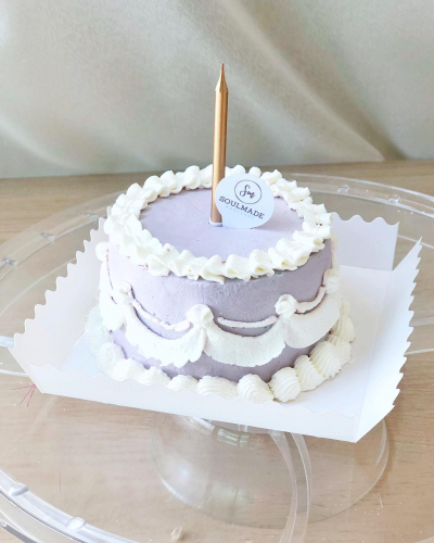 Korean Dtyle Cake