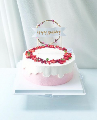 Creamy Cray Cake