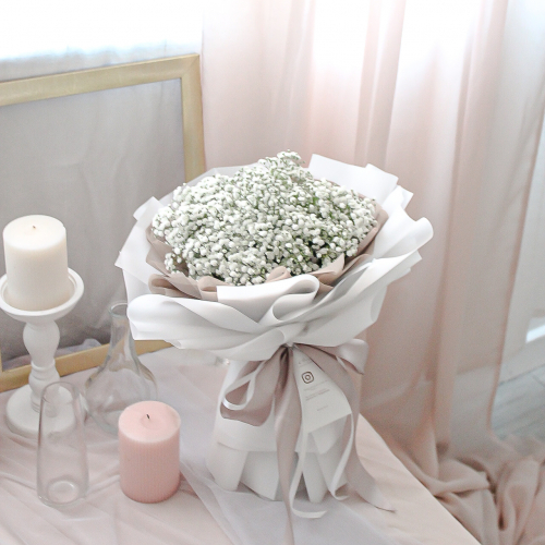SDTFM24 - Baby Breath Bouquet