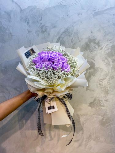 FS 01 (11 stalk) romantisk lila