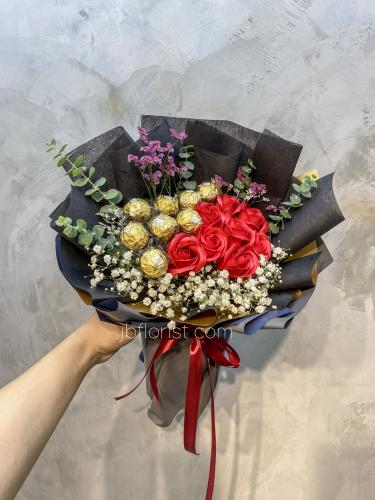 soap roses - kallike