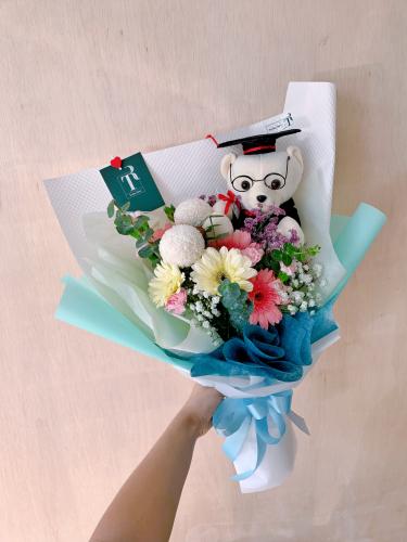 Convocation Bouquet