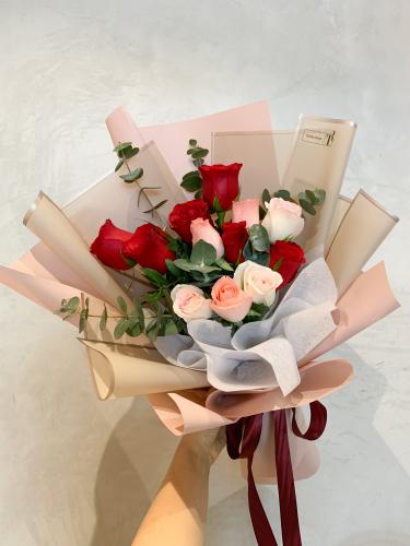 Rose Garden Bouquet