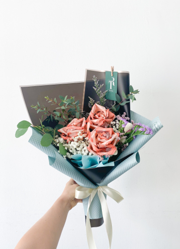 Money Twist Tie Modular Flower - Make-Origami.com | 500x362