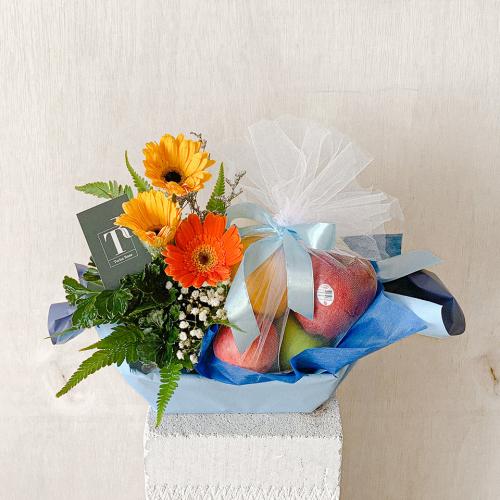 Simple Fruits Flora Basket