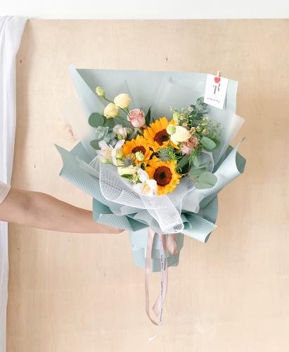 Korea Bouquet