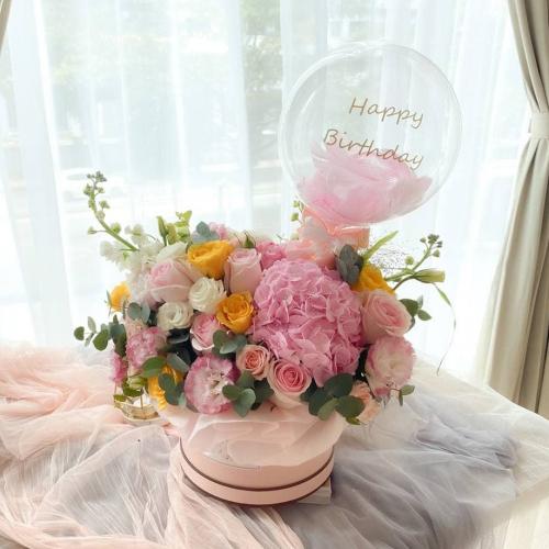 Jewel Bloom Box