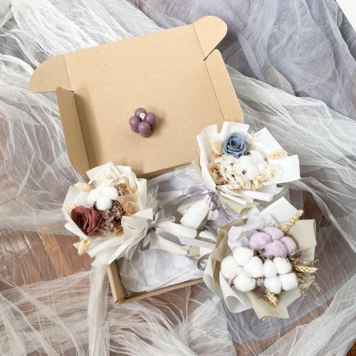 Camila Preserved Flower Gift Box