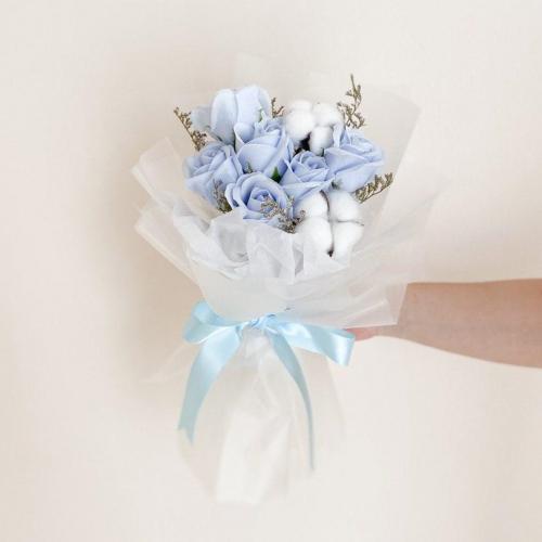 Bailey Soap Flower Bouquet
