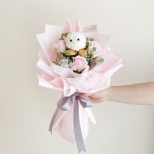 Jojo soap bouquet