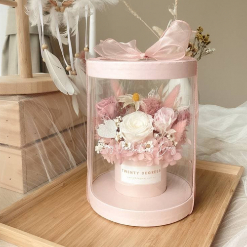 Kiana Preserved Flower Box
