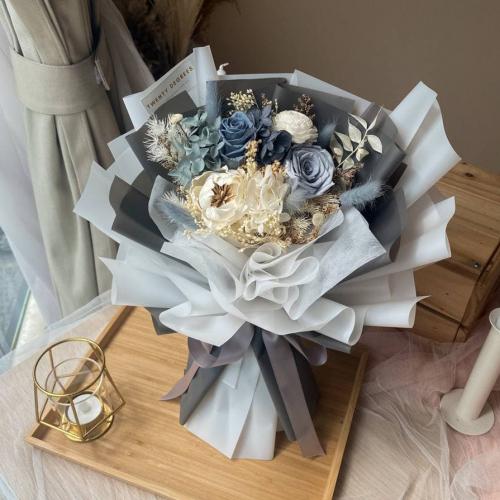 Erika Preserved Flower Bouquet