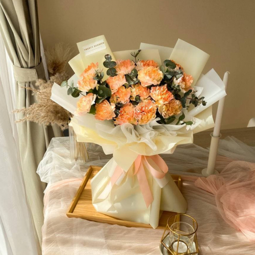 Myra Carnation Bouquet