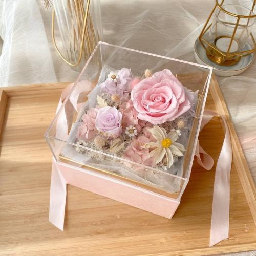 Luna Preserved Flower Box