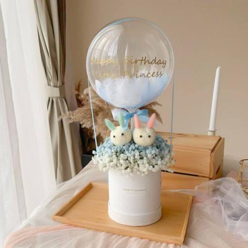 Milani Bunny Hot Air Balloon