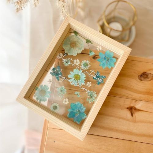Juliette Pressed Flower Frame