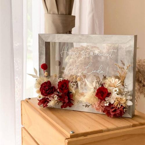 Siena Preserved Flower Frame