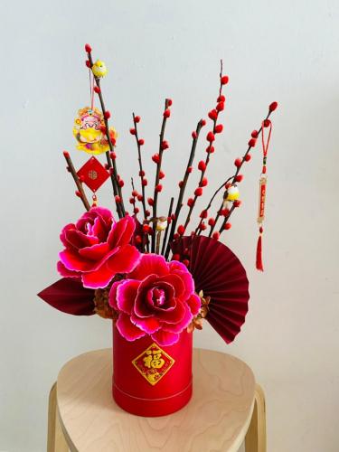 CNY Special Flower Box 1