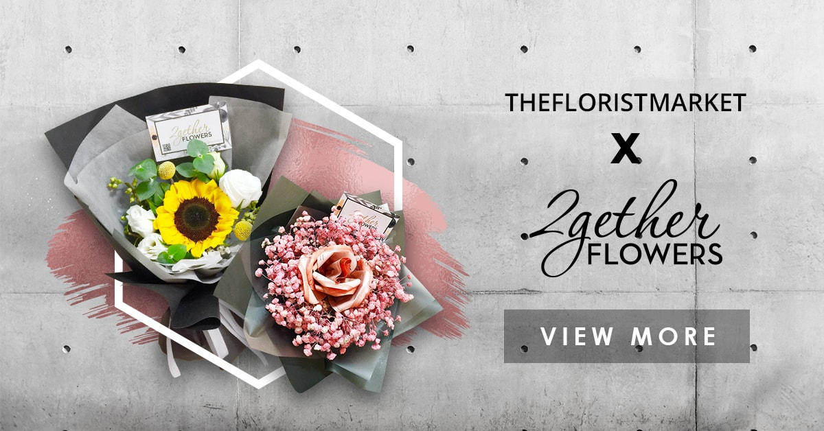 2gether Subang Flower Delivery