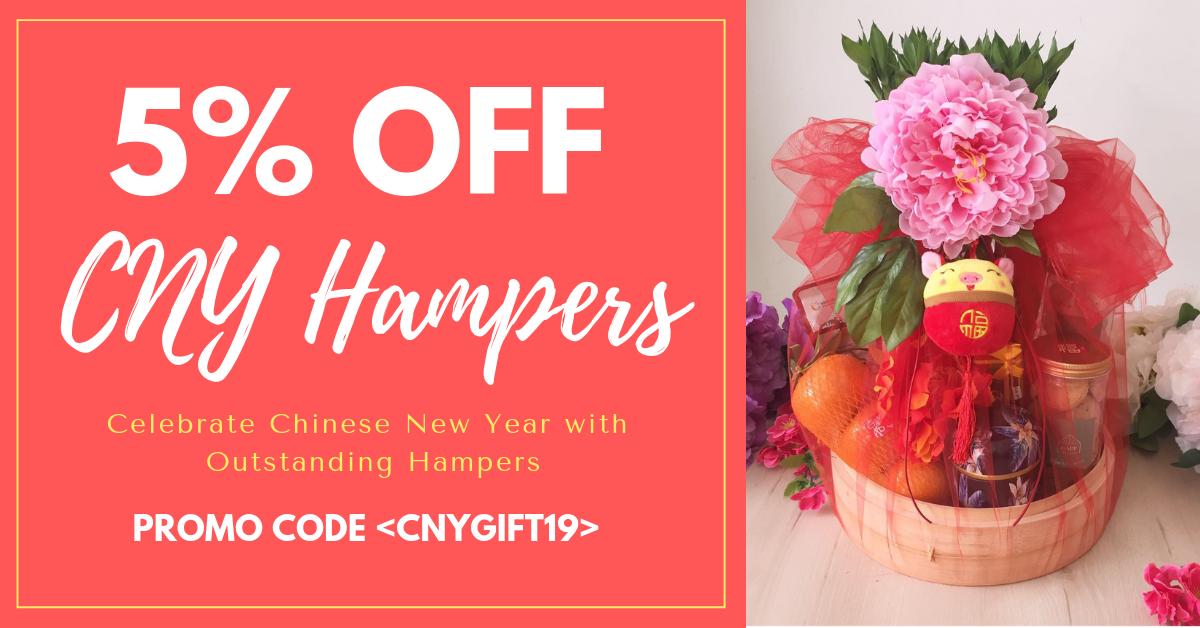 Chinese New Year(CNY) Hampers Kuala Lumpur(KL)