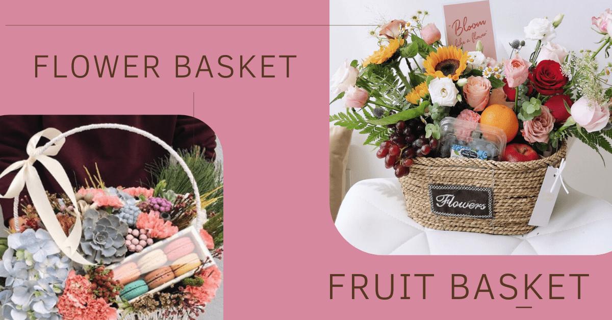 Flowers & Fruits Basket Kuala Lumpur
