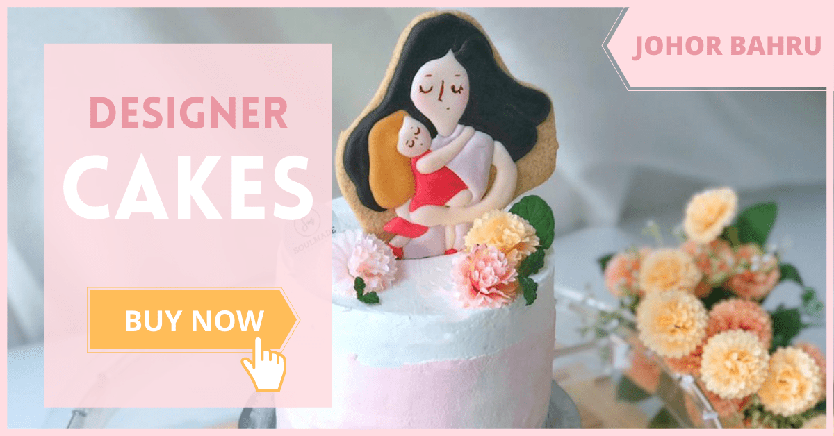 Johor Bahru Designer Cakes