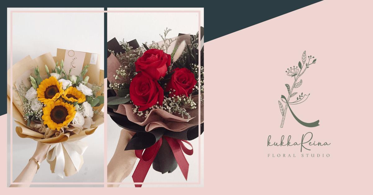 Kukka.Reina Kuala Lumpur Flower Delivery