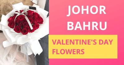 Johor Bahru Valentine's Day Flowers