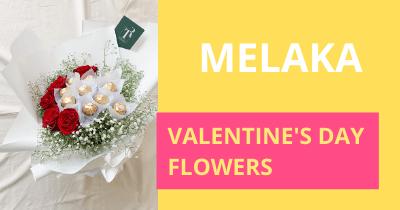 Melaka Valentine's Day Flowers