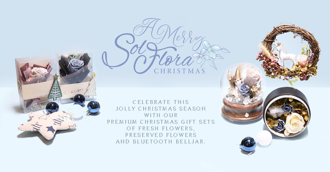 Sol Floral Petaling Jaya (PJ) Flower Delivery